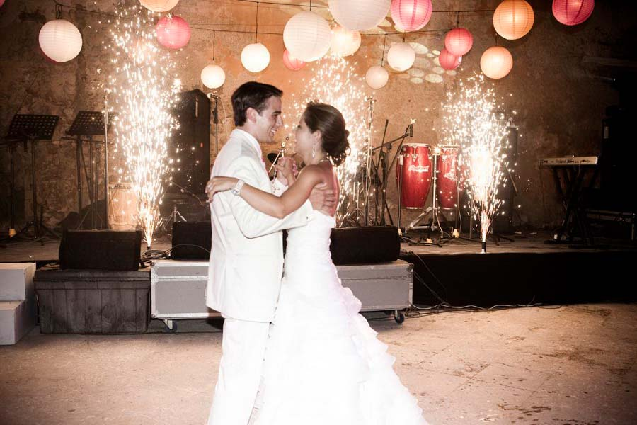 Свадебный танец танго